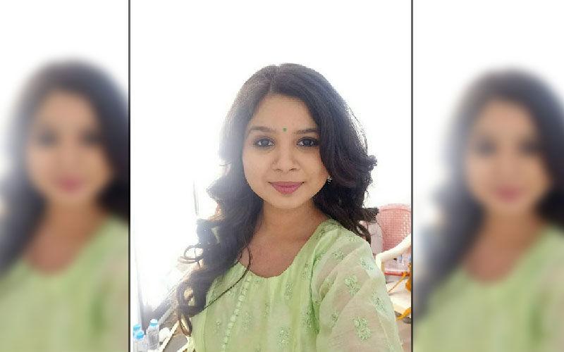 Anandi Gopal Star Bhagyashree Milind Flaunts Her Gymnastic Skills