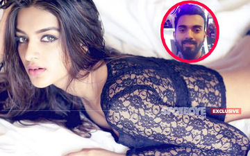 Nidhhi Agerwal Breaks Her Silence On Dinner Date With KL Rahul