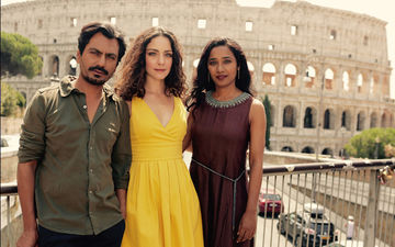Nawazuddin Starrer Roam Rome Mein and Aise Hee Get Selected At Busan Film Festival 2019; Both Films To Premier At The Prestigious Event