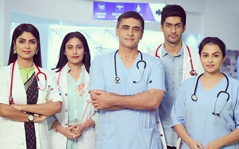 Sanjivani Actors Surbhi Chandna, Gurdip Punjj And Whole Clan Take Us Down The Memory Lane With The Sanjivani Whistle Challenge