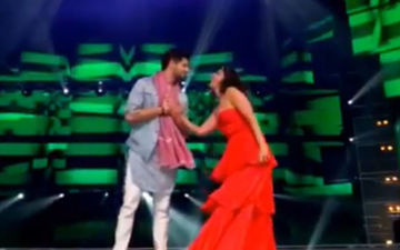 Kareena Kapoor Khan Makes Sidharth Malhotra's Head Spin On The Sets Of DID 7: Watch Video