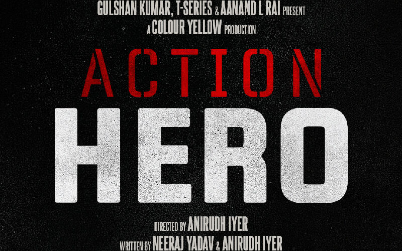 Lights, Camera, Action Hero! T-Series And Colour Yellow Announce Their Next Film With Ayushmann Khurrana Titled Action Hero
