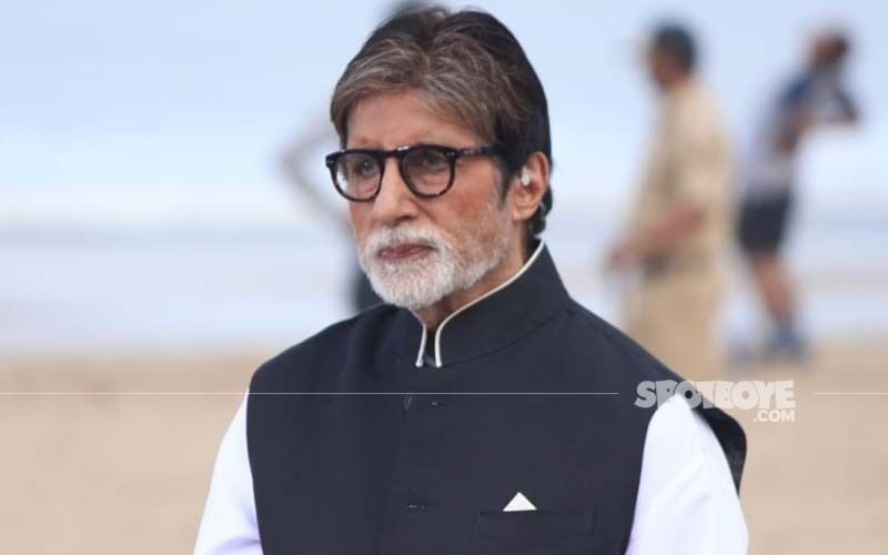Amitabh Bachchan's Pan Masala Ad Gets Caught Up In A Controversy: NGO Requests Big-B To Withdraw All Promotional Ties