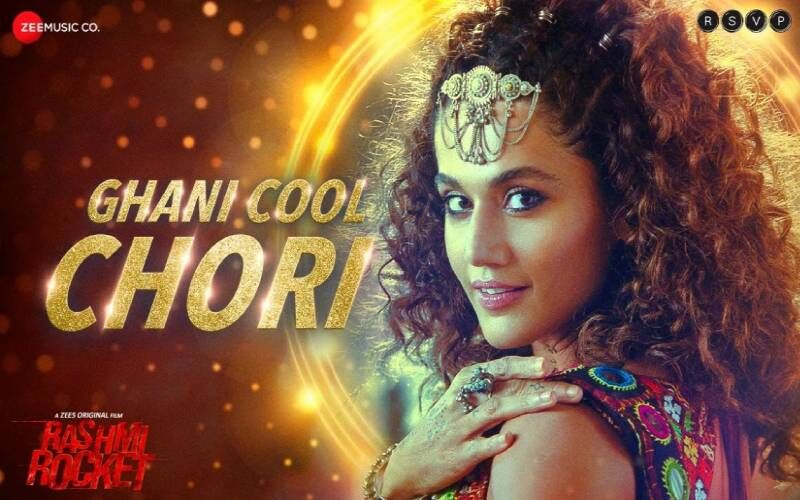 Rashmi Rocket's Ghani Cool Chori Song Out! Groove To The Perfect Garba Dance Number Featuring Taapsee Pannu