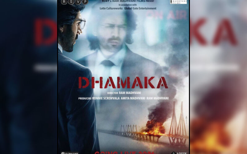 Dhamaka: Ram Madhvani's Thriller, Starring Kartik Aaryan, To Premiere In November