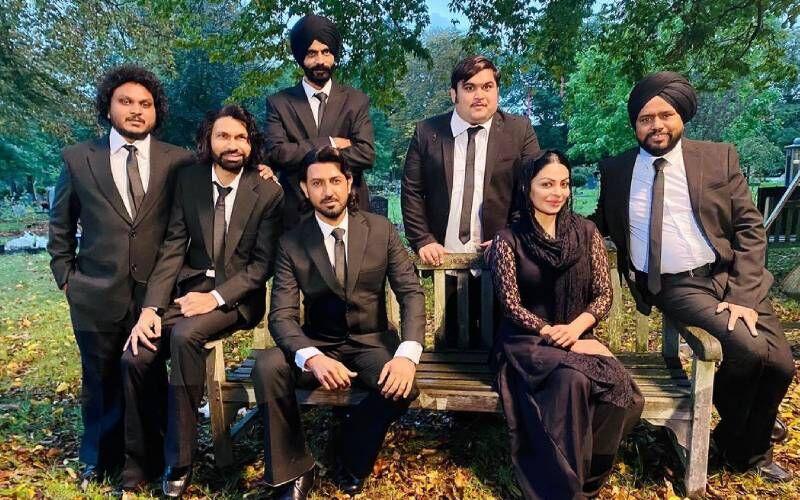 Paani Ch Madhaani: Gippy Grewal And Neeru Bajwa Starrer Hits The Big Screen This Diwali; Check Out New Look Poster