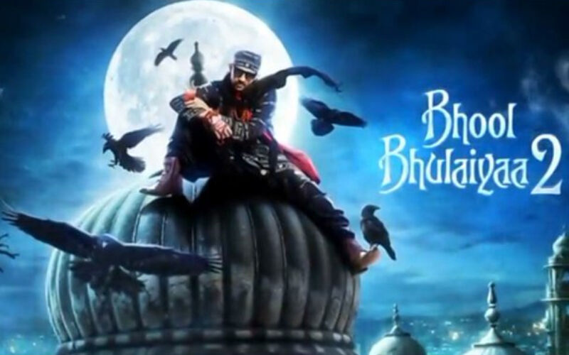 Bhool Bhulaiyaa 2 Motion Poster: The First Glimpse Of The Film Promises The Eerie And The Airy