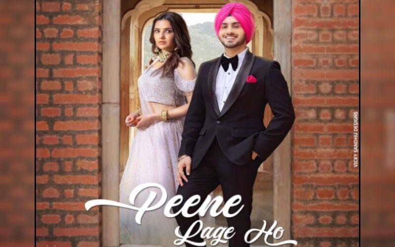 Peene Lage ho: Rohanpreet Singh's New Song Ft. Jasmin Bhasin Is A Tale Of An Incomplete Love; Take A Look