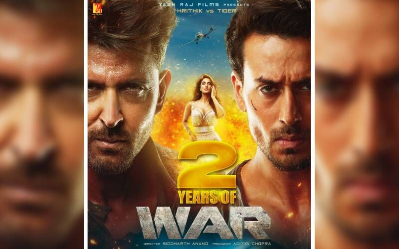 Hrithik Roshan On The 2nd Anniversary Of WAR: The response WAR Received Only Encourages Me To Follow My Gut