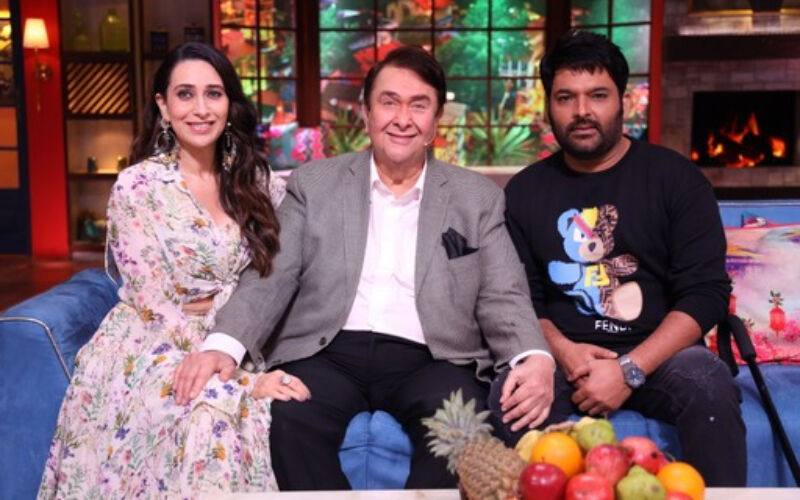 The Kapil Sharma Show: Randhir Kapoor Reminisces The Time His Father, The Late Raj Kapoor Inspirited Him To Direct His First Film