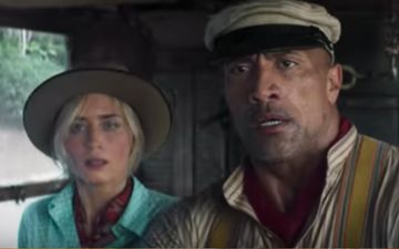 Jungle Cruise Trailer: Dwayne Johnson And Emily Blunt Embark On An Expedition That Is Dangerous Yet Enthralling