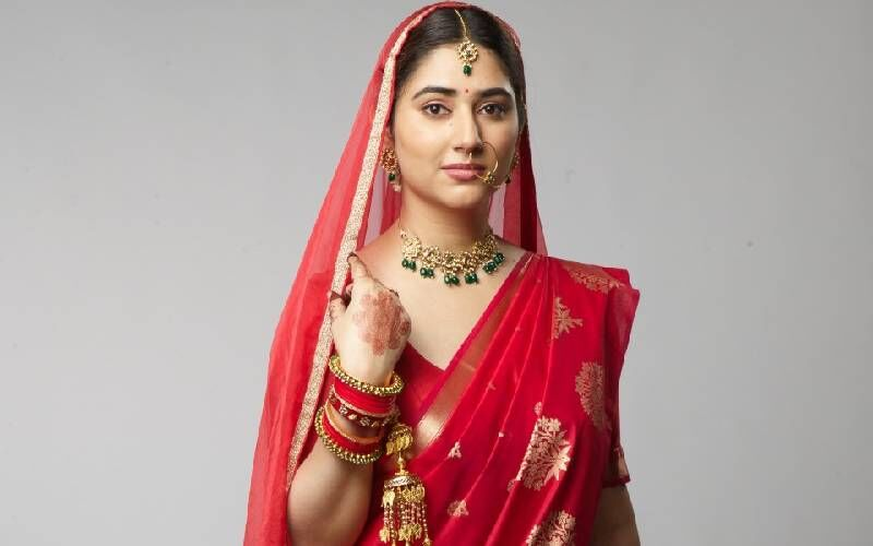 Bade Achhe Lagte Hain 2: Do You Know The Connection Between Disha Parmar's Real And Reel Life Wedding?