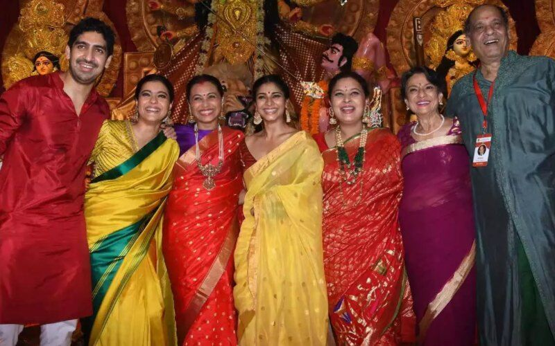 Rani Mukerji, Kajol And Bollywood's Mukherjee Family's Durga Puja To Go Virtual This Year As Well Due To Covid Restrictions; Read More