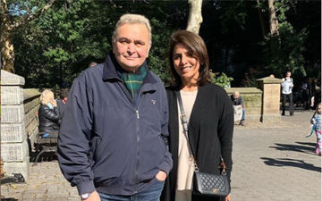 Rishi Kapoor Hopes To Be Home For Ganpati Celebrations, Can't Wait To Eat His Favourite Foods