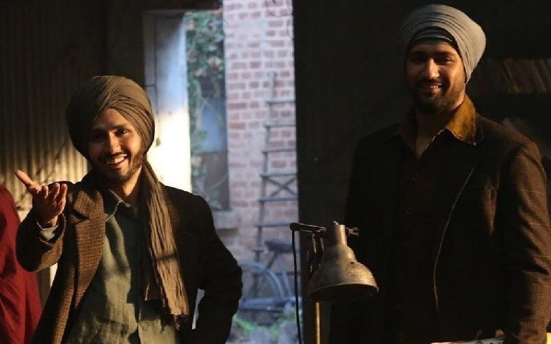 Vicky Kaushal Introduces Amol Parashar Who Will Be Seen As Shaheed Bhagat Singh In Sardar Udham