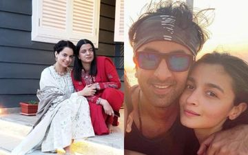 Kangana Ranaut's Sister Rangoli Chandel Blasts Ranbir-Alia And Deepika-Ranveer For Their Holiday Pics; Know Why