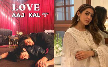 Filmfare Awards 2020: Kartik Aaryan Announces Love Aaj Kal 2030 With Ranveer Singh; Sara Ali Khan's Doesn't Seem To Be Very Pleased