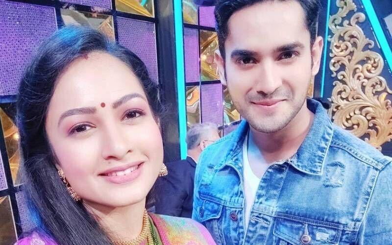 Mi Honar Superstar: Mahesh Kothare Gets A Dance Tribute From Sukh Mhanje Nakki Kay Asta Lead Couple Girija Prabhu And Mandar Jadhav