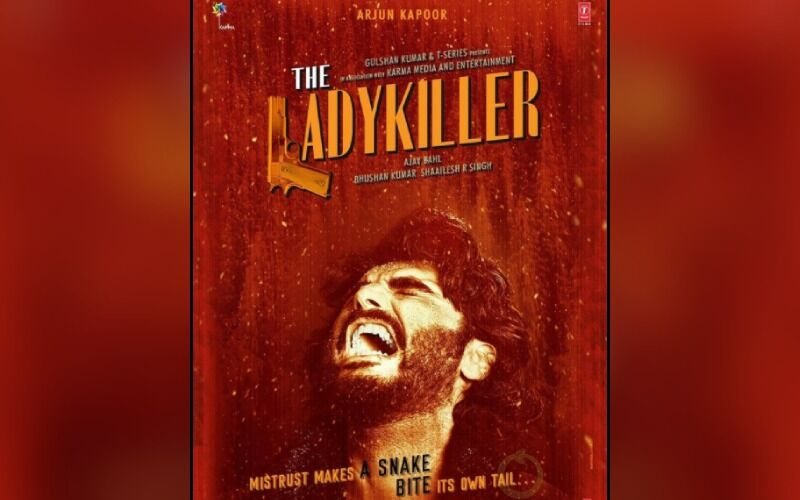 Arjun Kapoor To Star In The Lady Killer Which Will Be Produced By Bhushan Kumar And Shaaliesh R Singh And Directed By Ajay Bahl