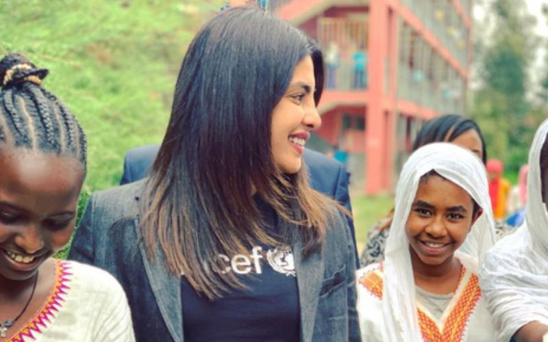 Priyanka Chopra Should Be Removed As Goodwill Ambassador, Pakistan Human Rights Minister Writes to UN