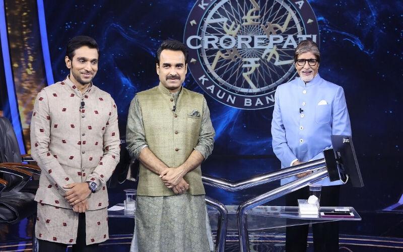 Kaun Banega Crorepati 13: Pankaj Tripathi And Pratik Gandhi To Grace The Shaandaar Shukravaar Episode This Friday