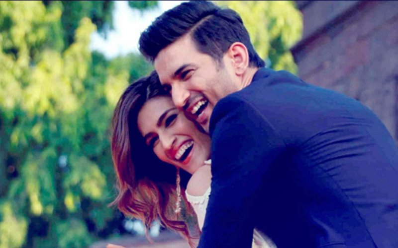 This Is How Kriti Sanon Wished Boyfriend Sushant Singh Rajput On His Birthday