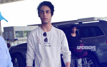 IPL Eliminator 2: In SRK's Absence, Aryan Reaches Kolkata To Cheer KKR For Tonight's Big Game