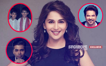 Madhuri Dixit Talks About Husband, Kids, Fitness, Diet, Anil Kapoor & Karan Johar
