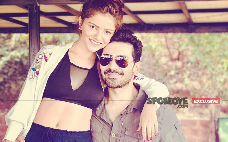 All About Rubina Dilaik & Abhinav Shukla's Secret Wedding Reception In Mumbai...