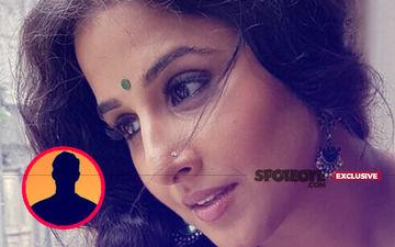 A (Late) Politician's Son Lands Up At Vidya Balan's House To Meet Her...