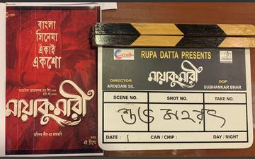 Mahurat Shot: Arindam Sil's Maaya Kumari Starring Abir Chatterjee And Rituparna Sengupta Launched Today