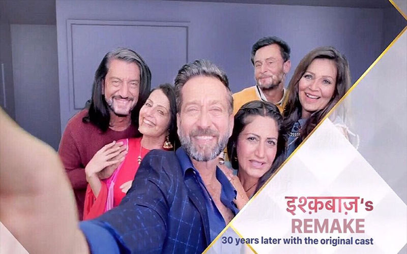Ishqbaaaz Fan Shares A 2050 Pic Of Nakuul Mehta, Surbhi Chandna, Shrenu Parikh, Mansi Srivastava; Their Old Self Is Worth A Reboot