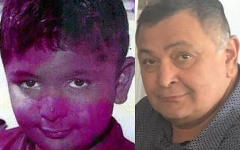 Neetu Kapoor Dismisses The Face App Challenge By Sharing Rishi Kapoor's Then And Now Picture And We Couldn't Agree More