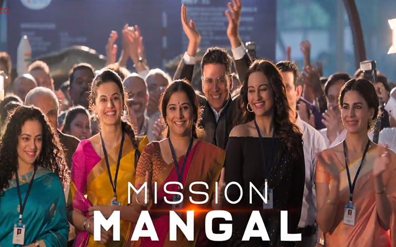 Mission Mangal Song, Dil Mein Mars Hai: This Inspiring Track Starring Akshay Kumar, Vidya Balan, Taapsee Pannu, Sonakshi Sinha Will Uplift Your Mood