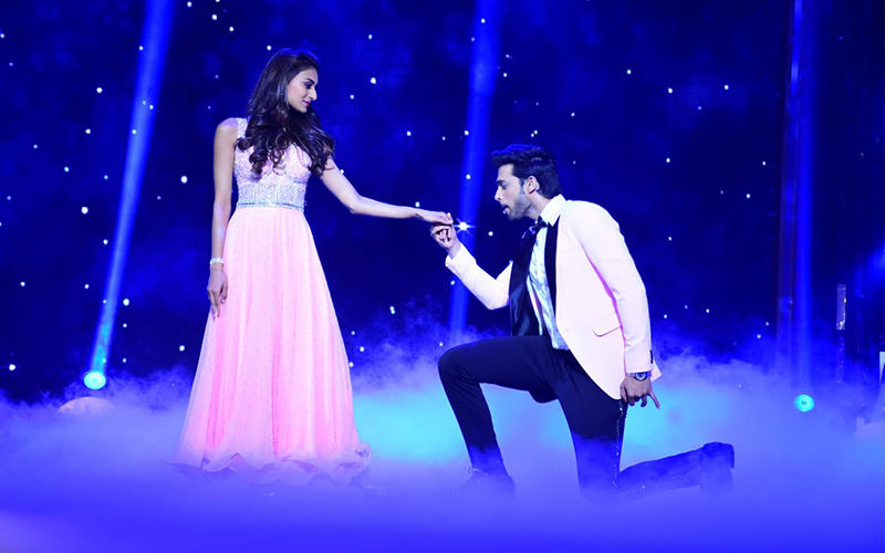 Kasautii Zindagi Kay 2 Star Erica Fernandes And Parth Samthaan Were Super Excited And Nervous To Perform On Nach Baliye 9