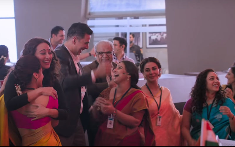 Mission Mangal Song Shaabaashiyaan: Akshay Kumar, Vidya Balan, Taapsee Pannu's Song Is Inspiring At Its Best