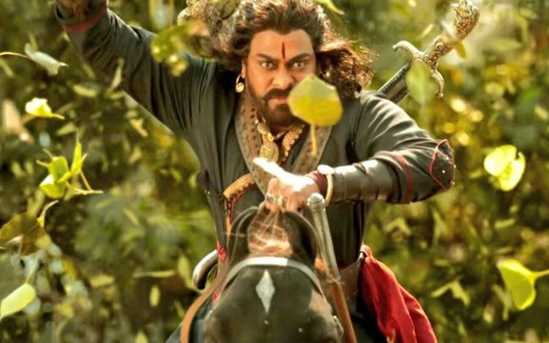 Making Of Sye Raa Narasimha Reddy Video: Chiranjeevi's High Octane Action-Packed Film Which Blows Your Mind