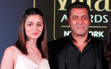 "Inshallah: Alia Bhatt ""Jumped Up And Down For 5 Minutes"" On Learning That She Was Cast Opposite Salman Khan"