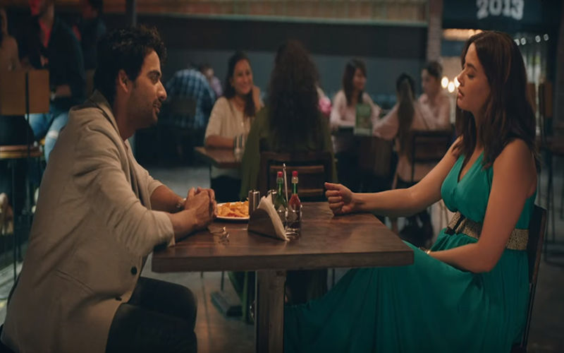 Sacred Games Date Game: Jojo, Malcom, Kanta Bai And Batya Are Out On A Date And The Video Is Hilarious