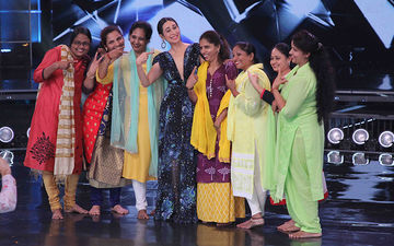 Happy Dahi Handi 2019: Karisma Kapoor Recreates Her Song Maiya Yashoda On Dance India Dance With Moms