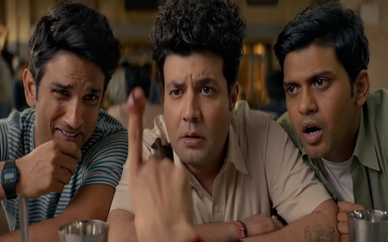 Chhichhore New Trailer: Sushant Singh Rajput and Shraddha Kapoor As College Kids Are On Point