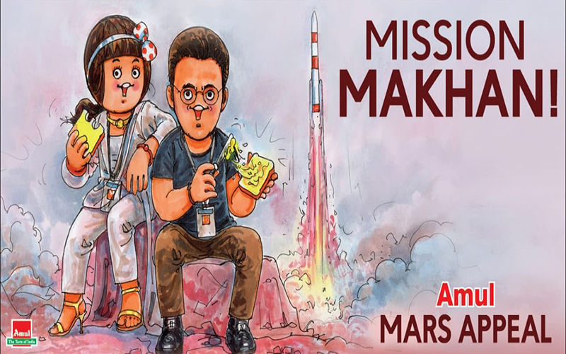 """Taapsee Pannu Feels Amul's Tribute To Mission Mangal Is Cool; Says, """"I Will Add That Hair Band To My Look"""""""