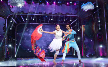 Nach Baliye 9: Sourabh Raaj Jain And Ridhima Jain's Visually Beautiful Aerial Act Is An Absolute Stunner