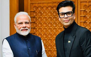 Karan Johar Lauds Prime Minister Narendra Modi's Move To Eliminate Usage Of Single Use Plastic