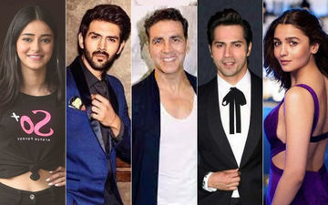 Happy Friendship Day 2019; Bollywood Stars Messages, Tweets, Facebook Updates: Alia Bhatt, Varun Dhawan, Kartik Aaryan, Ananya Panday, Akshay Kumar, Tara Sutaria