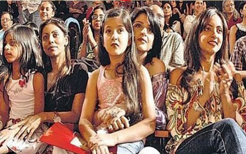 Suhana Khan's Childhood Picture With Gauri Khan And Bestie Shanaya Is Perfect Squad Goals