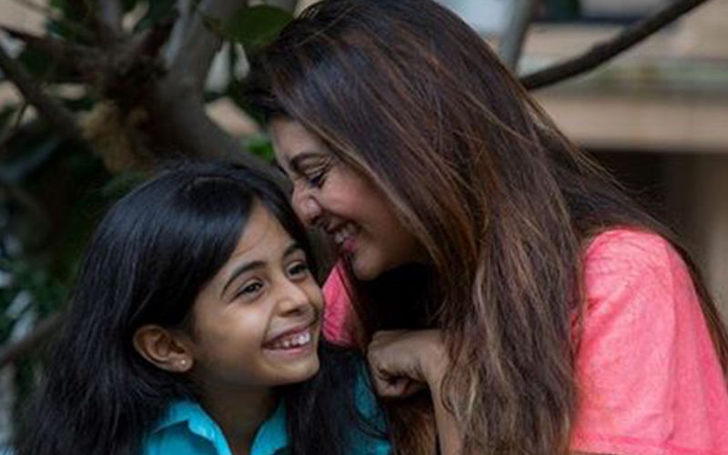 Juhi Parmar Shares An Interesting Video As She Cooks Prasad For Lord Ganesha With Daughter