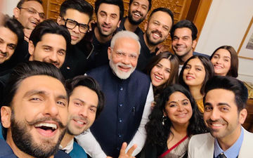 PM Narendra Modi Birthday: 10 Best Selfies Of Our Bollywood Celebs With The Honourable Prime Minister