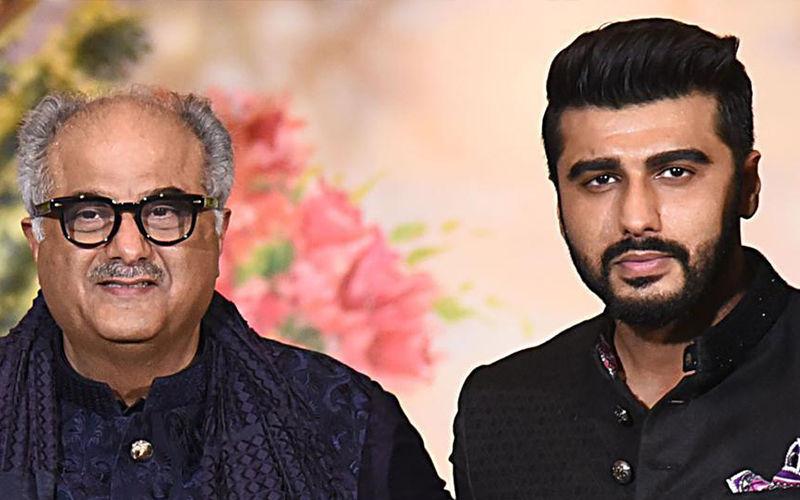 Arjun Kapoor To Star In Boney Kapoor's Hindi Remake Of The Tamil Film Comali