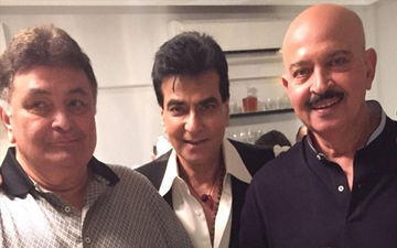 Rishi Kapoor Feels His Friends Jeetendra And Rakesh Roshan Didn't Get Their Due As Ekta Kapoor Hails Their Yaarana